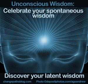 Spontanteous and Latent Wisdom